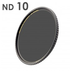 X4 ND-Filter 82mm - ND10 (10 Blenden)
