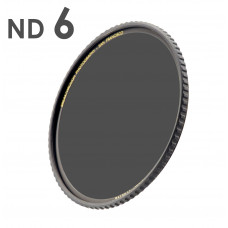 X4 ND-Filter 67mm - ND6 (6 Blenden)